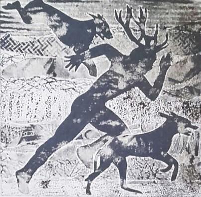 herne the hunter print